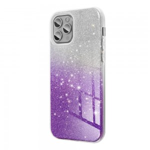 HUSA SHINING CASE SAMSUNG A21S CLEAR-VIOLET