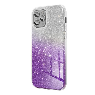 HUSA SHINING CASE SAMSUNG A02S CLEAR-VIOLET
