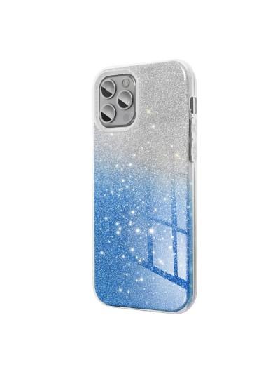 HUSA SHINING CASE SAMSUNG A22 5G CLEAR BLUE